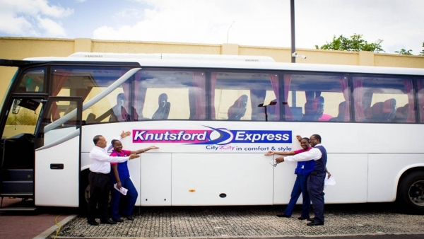 Knutsford Express Services Ltd drives revenues to new highs